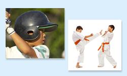 スポーツビジョントレーニング/ 動体視力